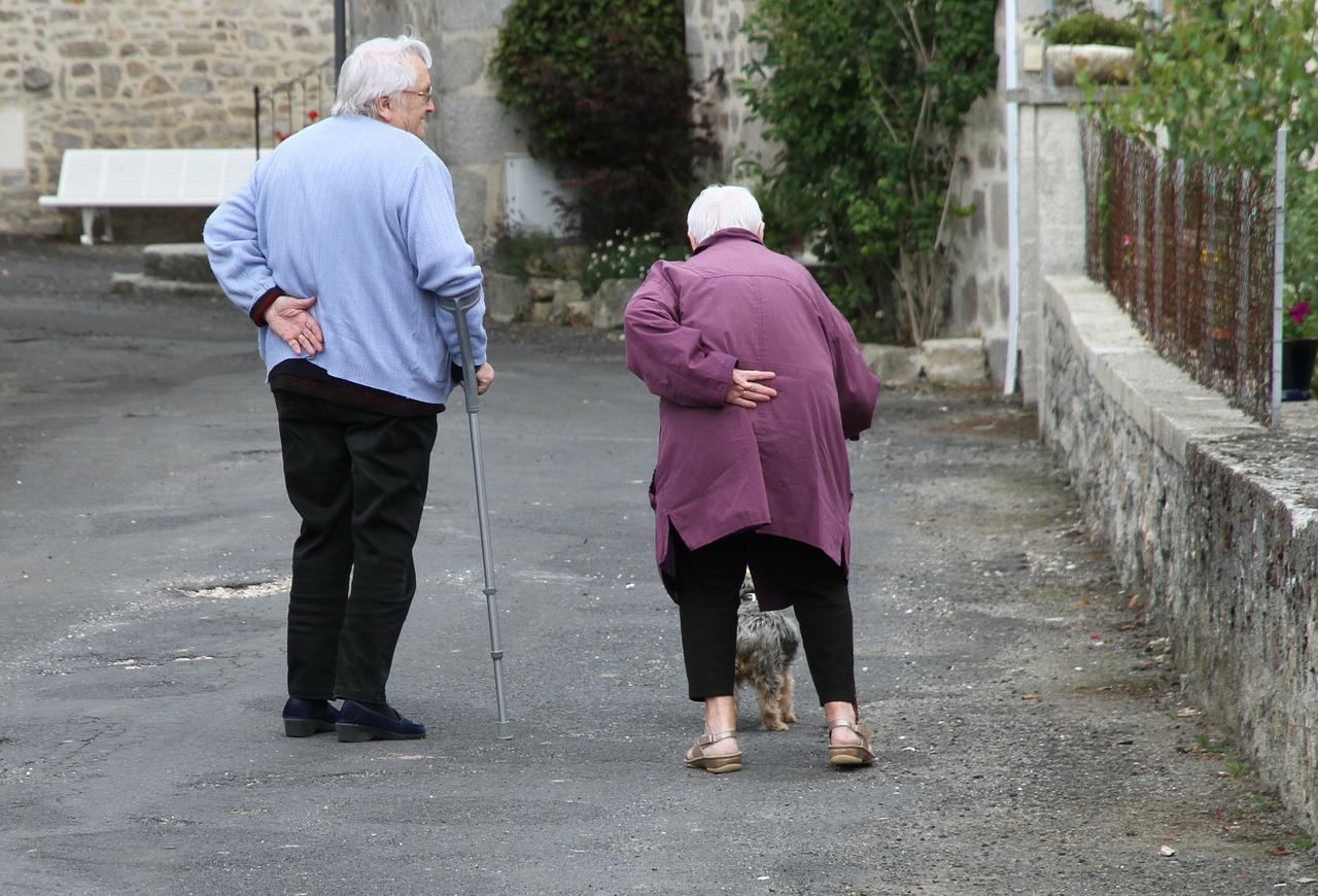 Причины головокружения у пожилых