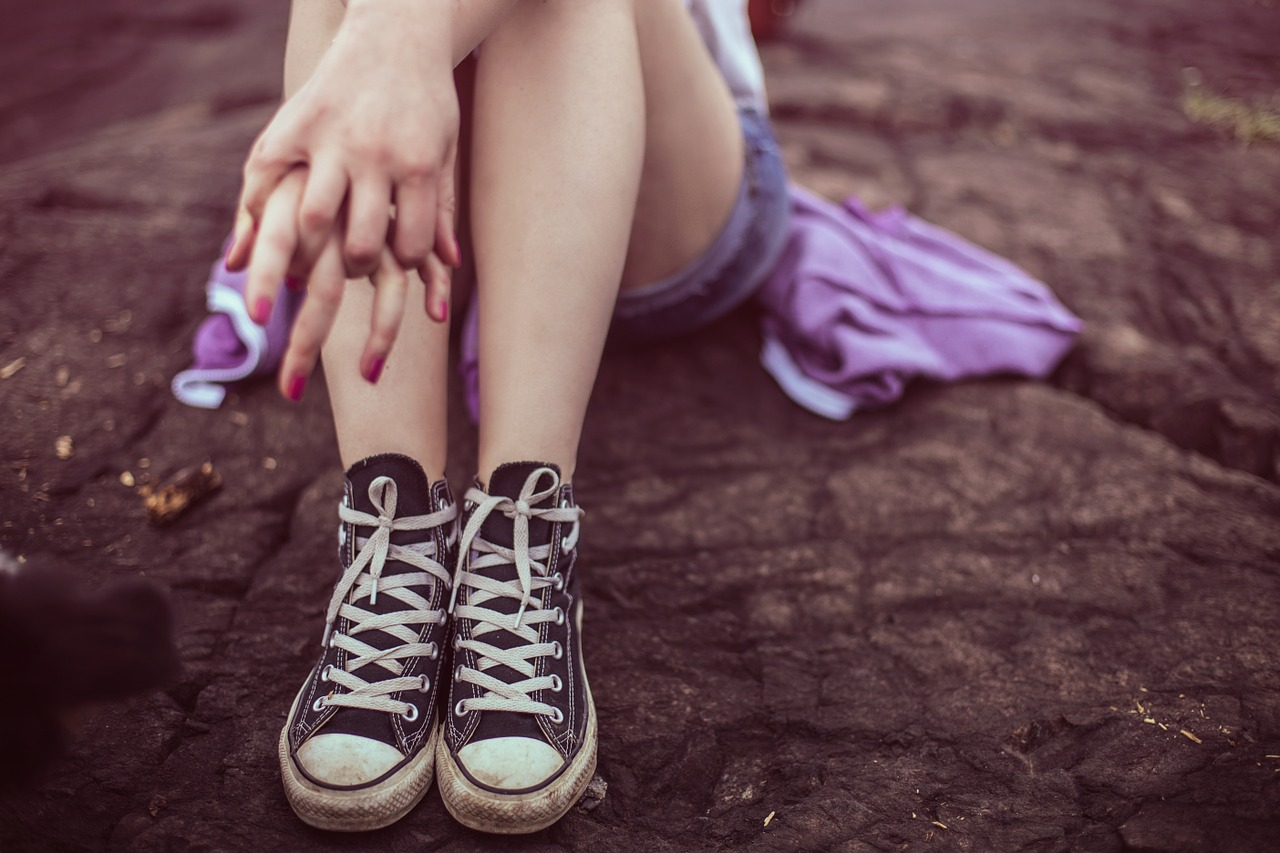 Почему зудят ноги?