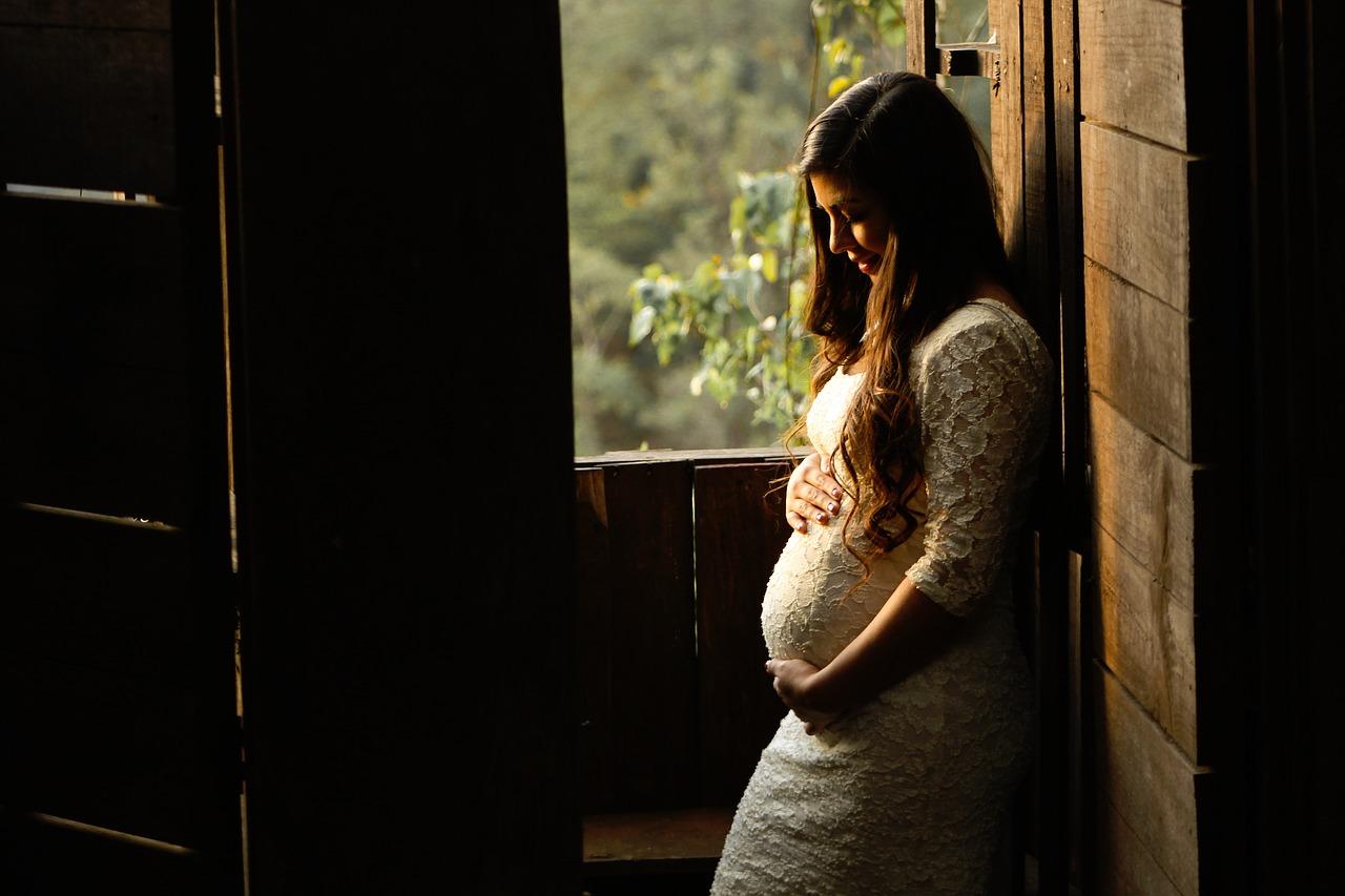 Боли в груди во время беременности