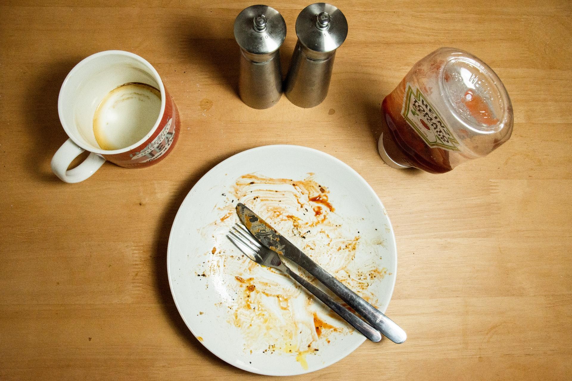 Кашель после еды - 6 причин